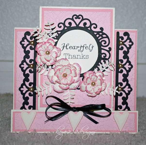 Heartfelt Thanks #2 Card