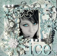 *Ice Blue Eyes*
