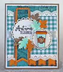 Autumn Blessings & Giveaway