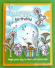 Happy 10th Birthday Lawn Fawn!