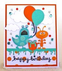 Happy Birthday Monster!