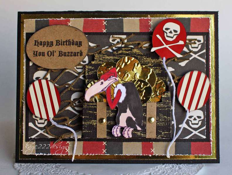 Old Buzzard Birthday!