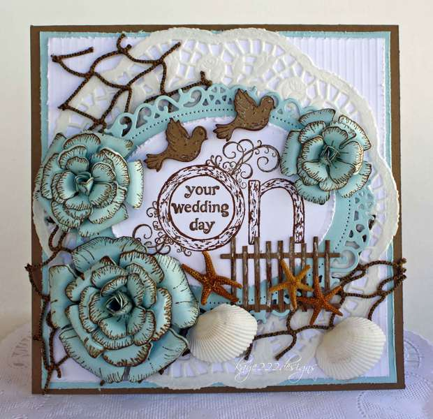 On Your Wedding Day *Heartfelt Creations*