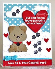 Pawprints On Our Hearts