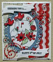 Happy 4th of July *Heartfelt Creations*