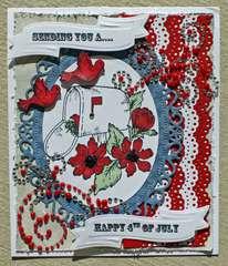 Happy 4th of July *Heartfelt Creations*