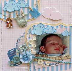 Sweet Bubbly Dream
