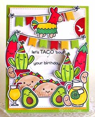 Let's TACO 'bout Your Birthday