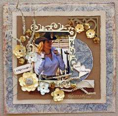 Urban Cowgirl *Scrap That August Kit*