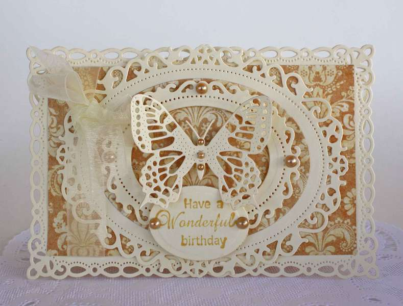 """Wonderful Birthday"" Card"