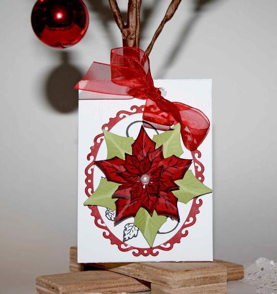 Christmas Candy Bag *Heartfelt Creations*
