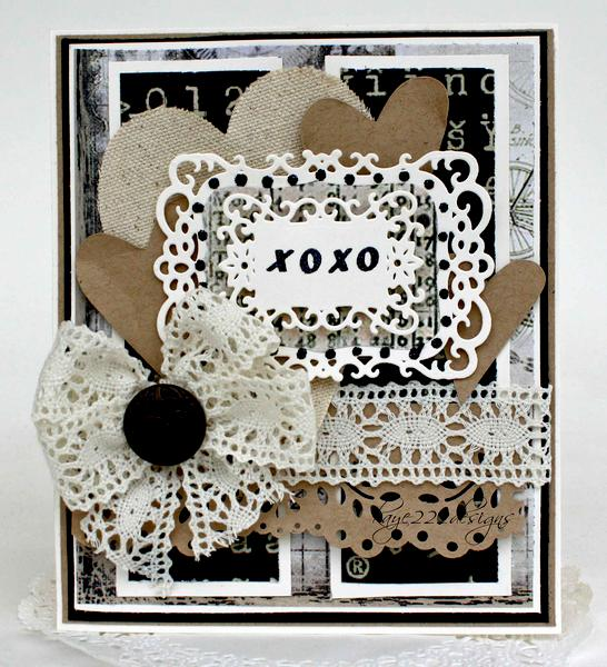 "XOXO  *Scrap That GDT February Kit ""With Love""*"