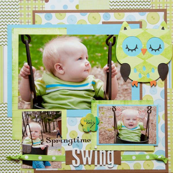 Springtime Swing