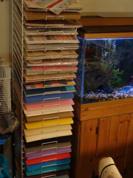 Paper rack