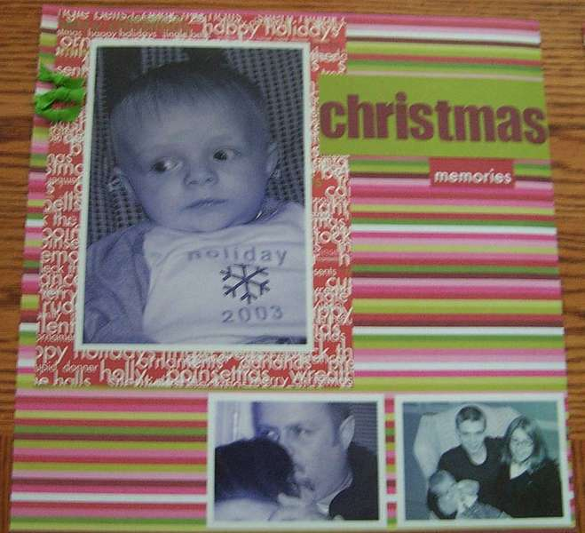 Christmas 2003 Pg1