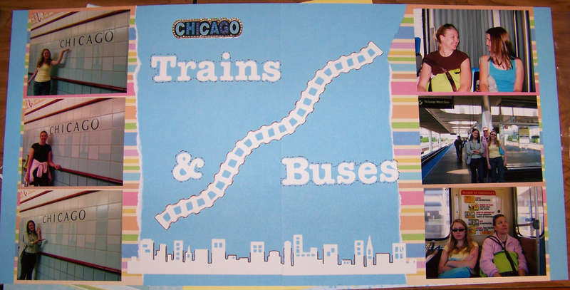Trains & Buses