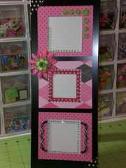 Chic picture frame