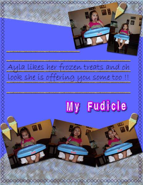 My Fudicle