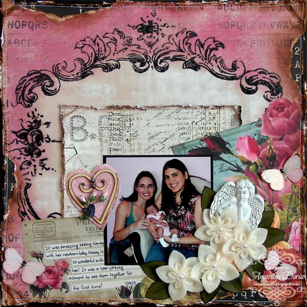 "BFF {ScrapThat! February ""With Love"" Kit}"