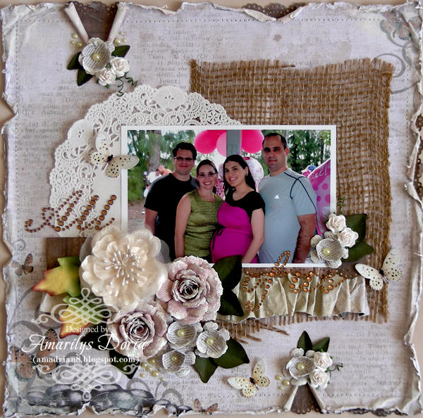 "all of us {ScrapThat! March """"Within Nature"""" Kit}"