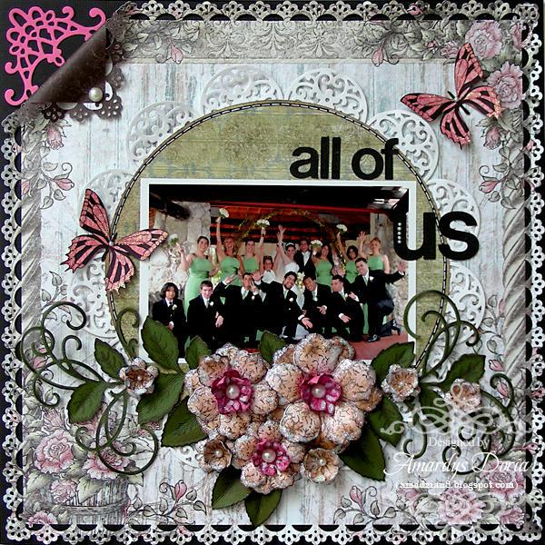 all of us {Heartfelt Creations DT}