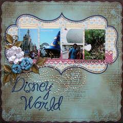 Disney World (Kissimmee, FL)