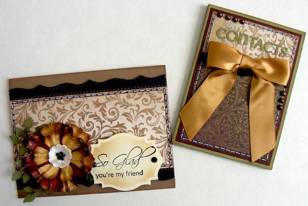 Gift Set {ScrapThat! December Kit Reveal}
