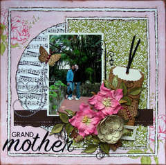 grandmother {Birds of a Feather-GUEST DT}
