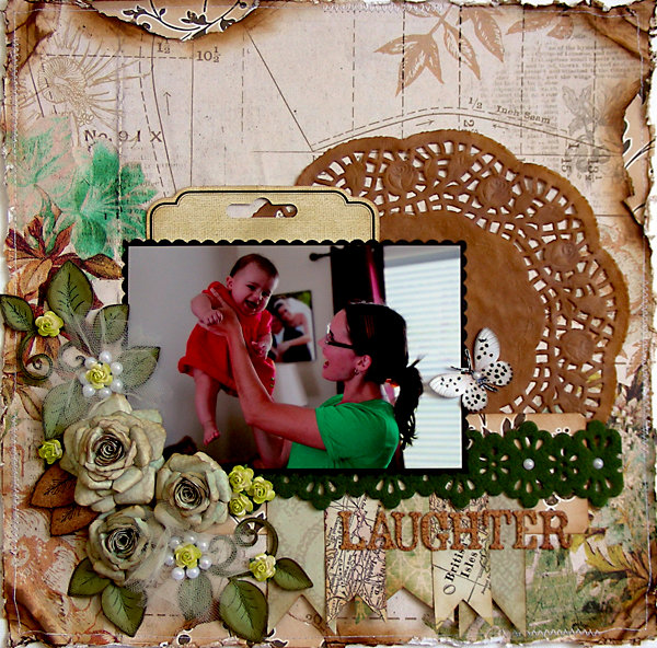 "laughter {July 2013 ""Hope Chest"" Kit}"