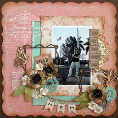 mom {ScrapThat! July Kit Reveal}