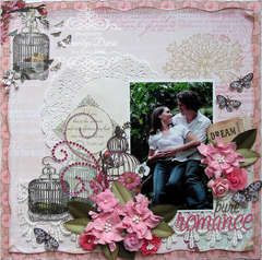 pure romance {ScrapThat! June Kit Reveal}