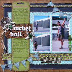 racketball star {A Walk Down Memory Lane DT}
