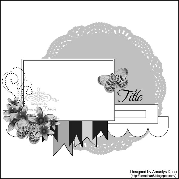 "Scrapthat! July Sketch {July 2013 ""Hope Chest"" Kit}"