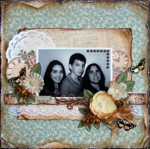 timeless {ScrapThat! September Kit Reveal}