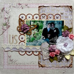 Us {ScrapThat! August