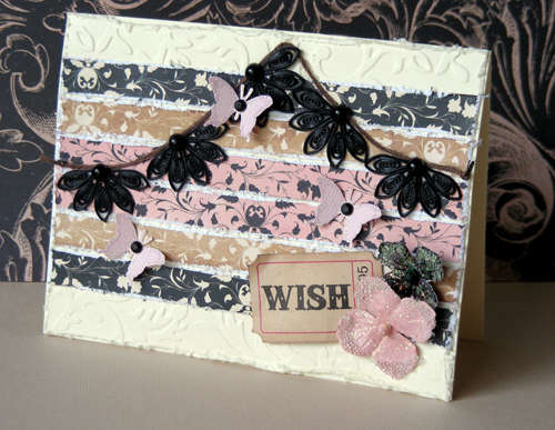 wish card {Birds of a Feather April GDT}