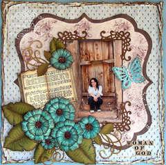 woman of God {Heartfelt Creations DT}
