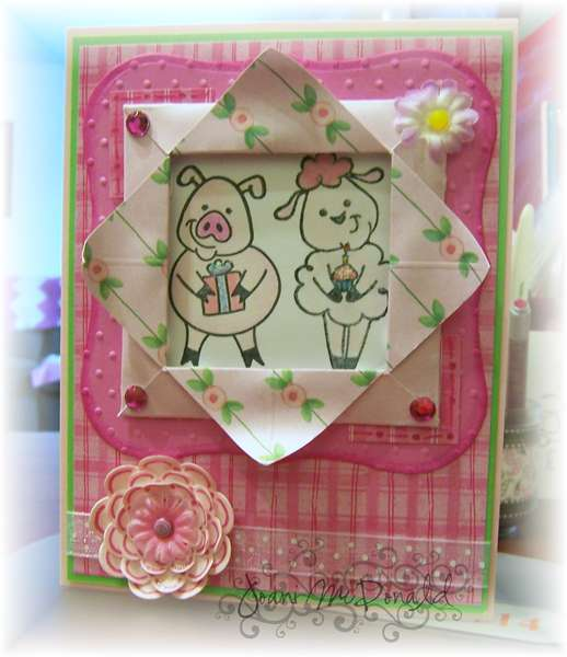 Folded Frame card2