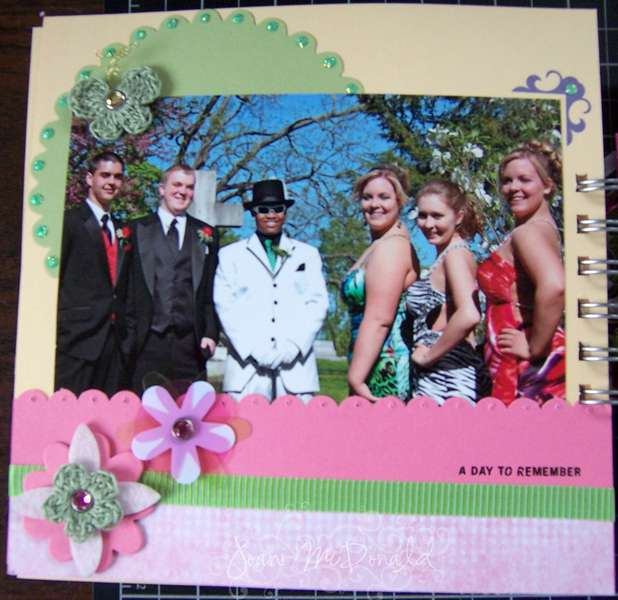 Another Prom BIA book
