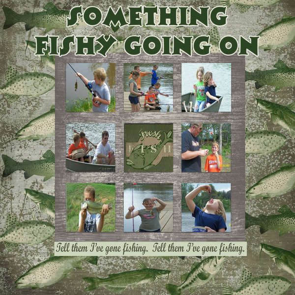 Fishing Layout