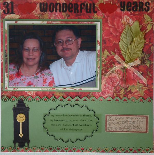 31 Wonderful Years