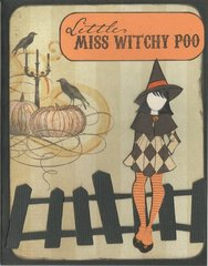 Little Miss Witchy Poo
