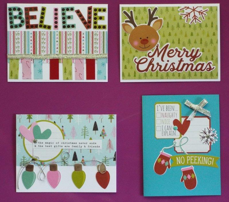 Christmas Card Set #3