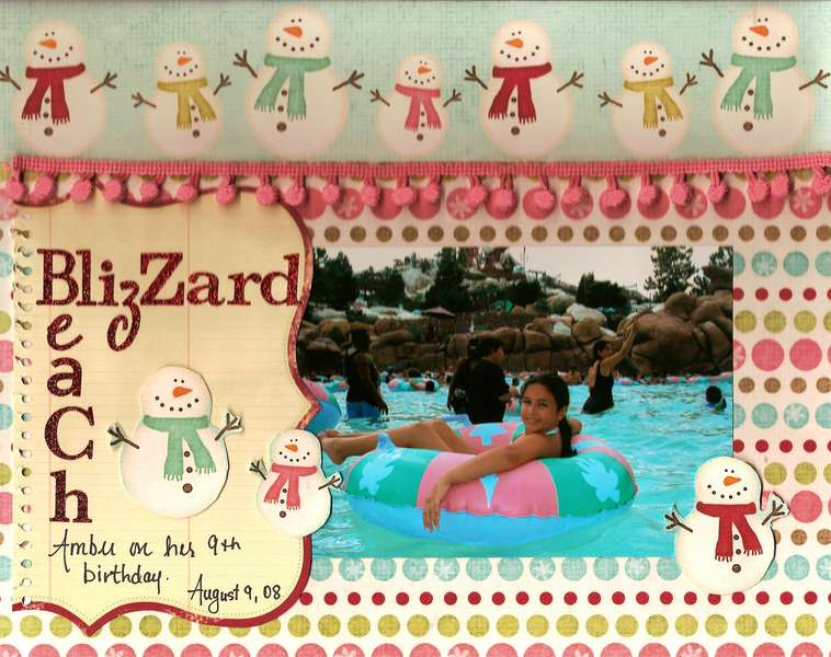 Blizzard beach coupons