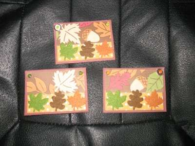 Changing Leaves ATC