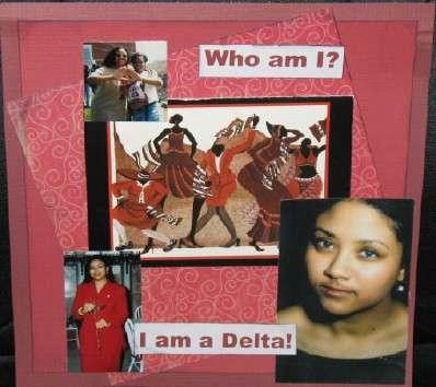 I am a Delta