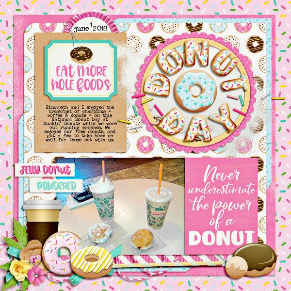 Donut Day 2018