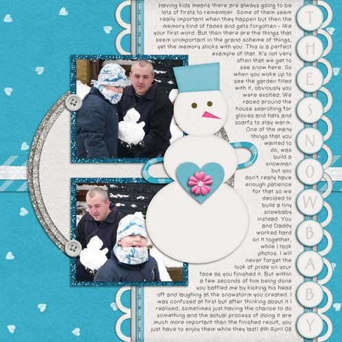 The Snowbaby