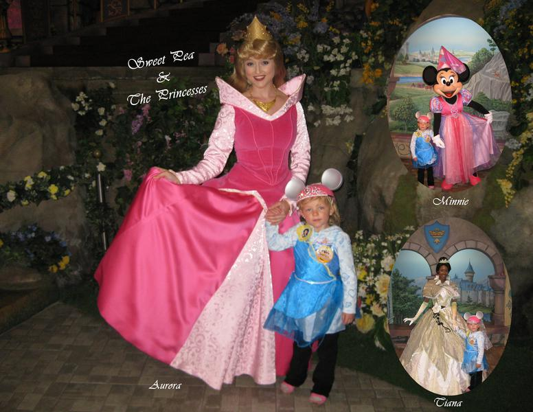 Vacation 2012 pg 21 Sweet Pea & the Princesses