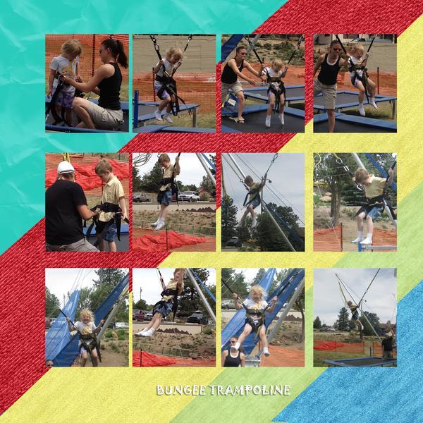 Estes Park page 19 Bungee trampoline
